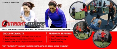 TRAIN WITH PURPOSE at OUTRIGHT FITNESS